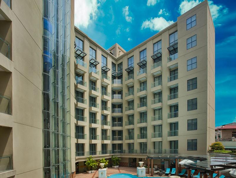 Hệ thống khách sạn Luxury Hotel
